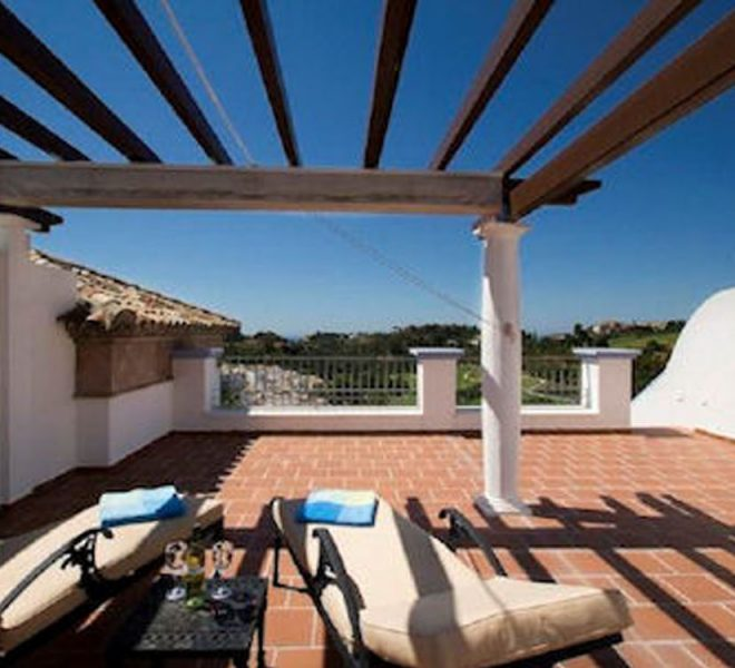 featured Golf Penthouse Fra Puerto Banus