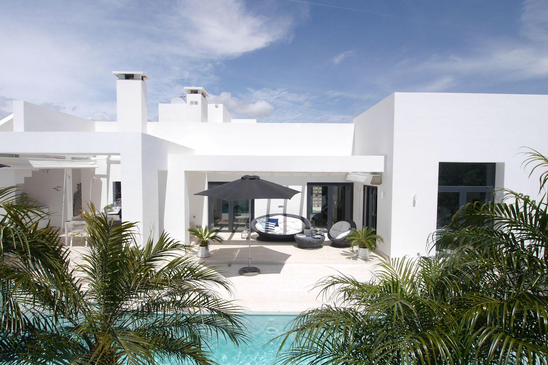 Luksus moderne villa til salg boligerispanien for Villa moderne 2016