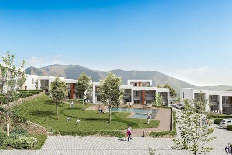 moderne huse til salg norge