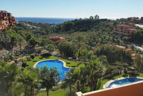 penthouse lejlighed i marbella