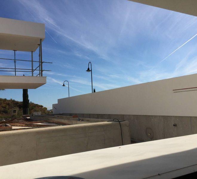 Fabelagtig-moderne-villa-til-salg-i-La-Cala-de-Mijas-construction