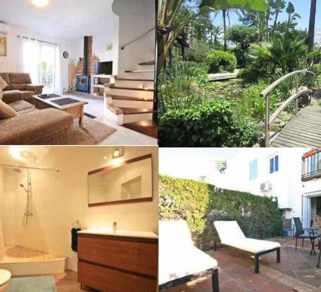 hus i malaga spanien til salg