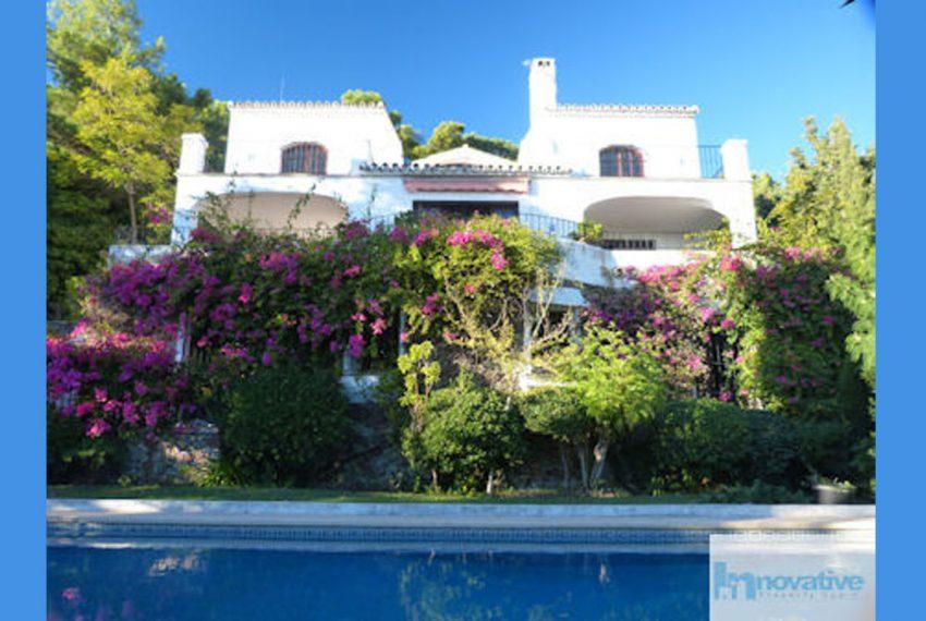 featured DØDSBO SKAL SÆLGES! Villa i Spanien tæt ved Marbella