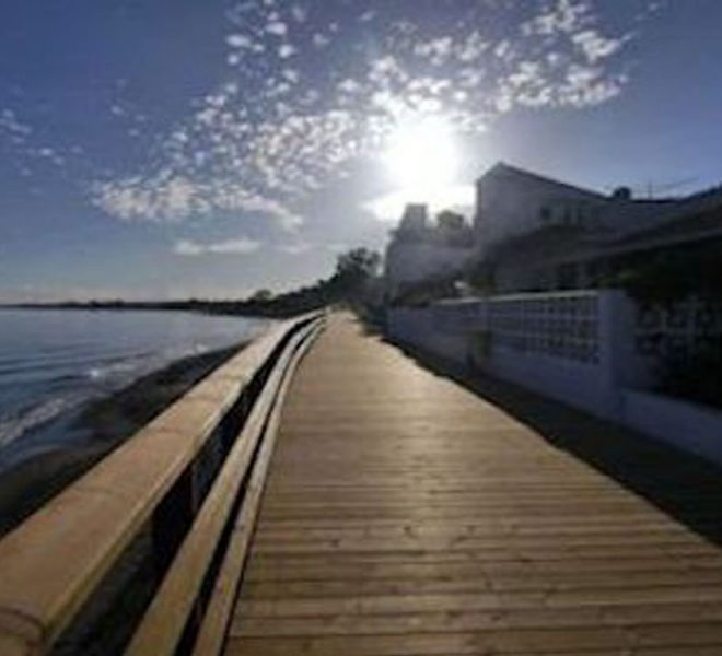 featured Hus pa stranden estepona
