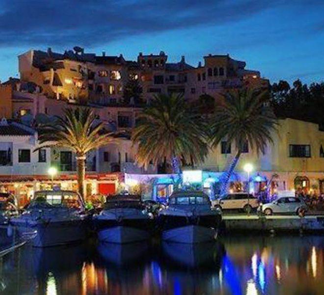 featured LEJLIGHED Inde Cabopino havn Marbella