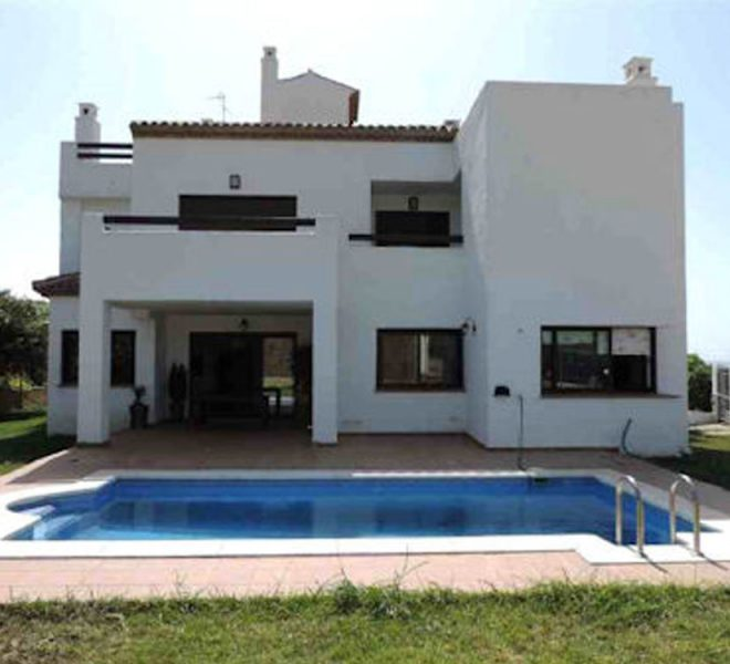 featured Modern stil Villa Estepona Costa del Sol