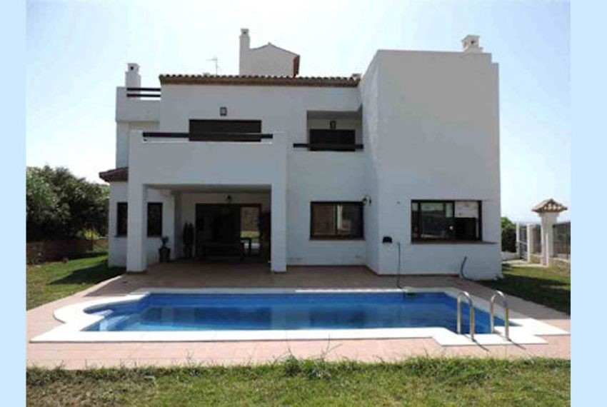 featured Modern stil Villa Estepona Costa del Sol
