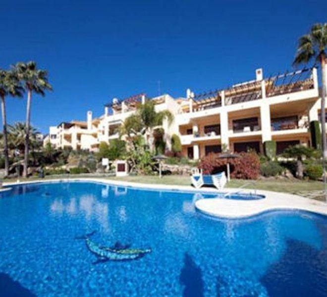 featured Penthouse Lejlighed Costa Del Sol til salg