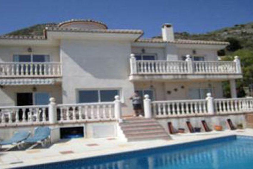 featured Stor Villa i Benalmadena