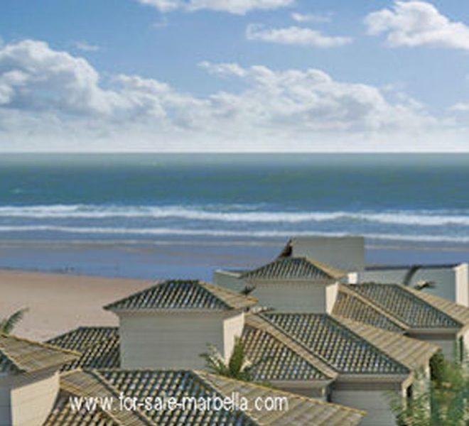 featureds Strandvilla i Marbella til salg