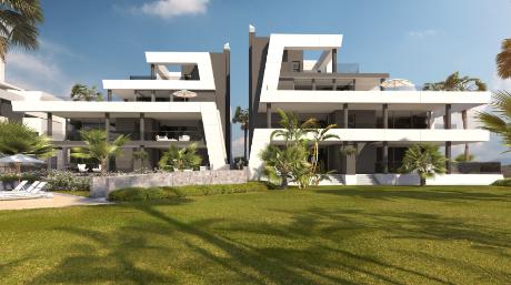nye lejligheder til salg spanien