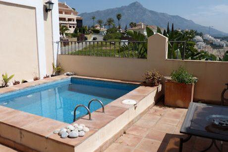 penthouse i marbella til salg