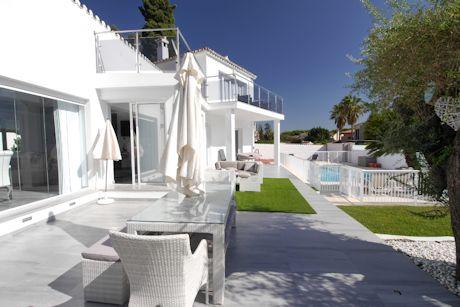 villa i cabopino marbella