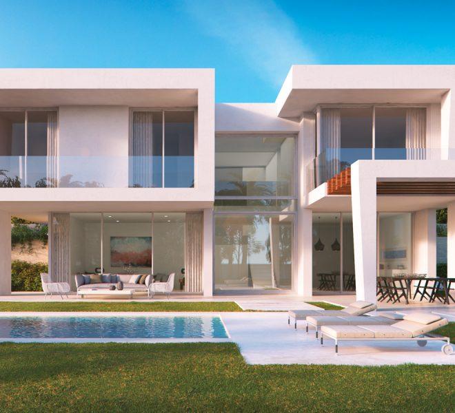 golf villaer til salg east marbella