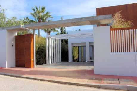 villa i marbella til salg