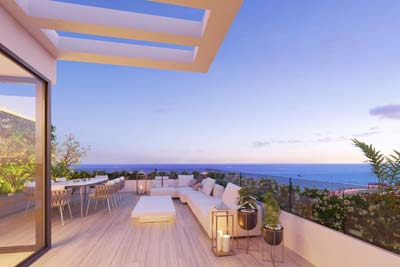 nye huse spanien malaga