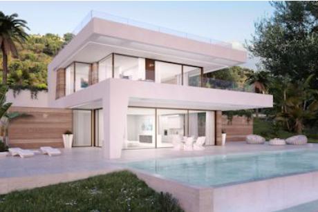 nye villaer til salg spanien