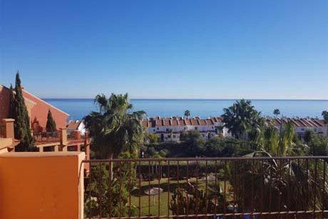 penthouse lejlighed i malaga til salg