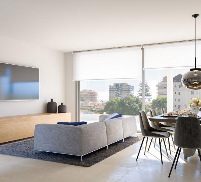 nye lejligheder i malaga til salg